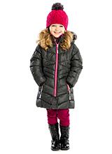NANO 1252 M F16 Black пальто