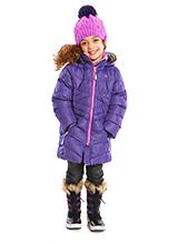 NANO 1252 M F16 Purple Haze зимнее пальто