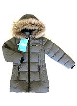 NANO 1252 M F17 Mid Grey Mix зимнее пальто