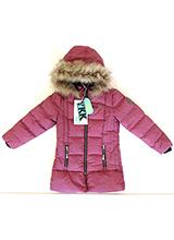 NANO 1252 M F17 Antic Pink Mix зимнее пальто