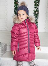 NANO 1252 M F18 Framboise Mix зимнее пальто