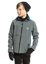 NANO 1400 M S18 Mid Grey Mix SOFTSHELL демисезонная куртка