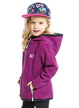 NANO 1400 M S18 Purple SOFTSHELL демисезонная куртка