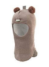 шлем Beezy 1402-1 Мишка пепел