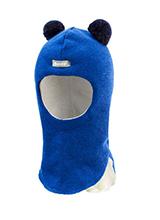 шлем Beezy 1402-2 Мишка синий
