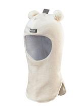шлем Beezy 1402-21 Мишка белый