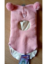 шлем Beezy 1412-12 Лисичка св розовый