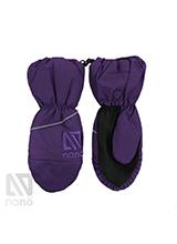 Краги варежки Nano 201 MIT F14 Purple непромокаемые