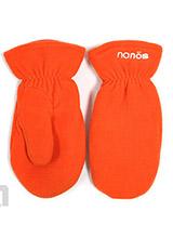 Рукавицы флисовые NANO 500 MIT F14 Orange