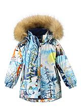 Reima 511312-6188 Reimatec Sukkula зимняя курточка 80-110 см