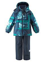 Зимний комплект Reimatec Kiddo Hamara 523127-6981