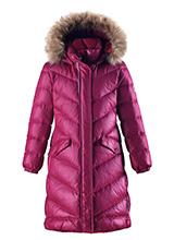 2018 Reima 531302-3920 Satu пуховое пальто