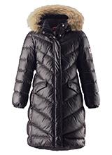 2018 Reima 531302-9990 Satu пуховое пальто