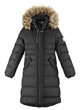 Reima SATU 531488-9990 зимнее пальто-пуховик