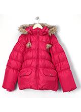 Зимния куртка (пуховик) Gusti BOUTIQUE 5875 GWG Sangria