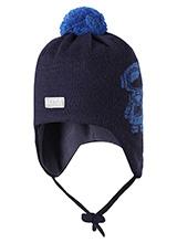 Зимняя шапка Lassie by Reima 718725-6960