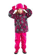 Peluche & Tartine 72 M S17 Virtual Pink комплект демисезон