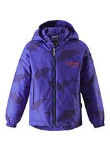 Куртка демисезонная Lassie by Reima с утеплителем  721705R-6691