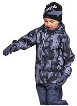 Куртка демисезонная Lassie by Reima с утеплителем  721707R-9991