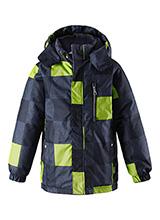 2018 Зимняя куртка Lassie by Reima 721719-6961