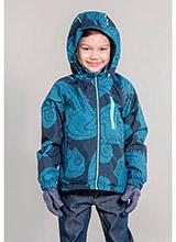 Демисезонная утепленная куртка Lassie by Reima Kaspian 721745R-6963