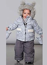 Deux Par Deux A501-002 W20 зимний комплект для малышей