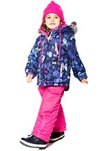 Deux Par Deux B801-687 Pink Yarrow зимний комплект