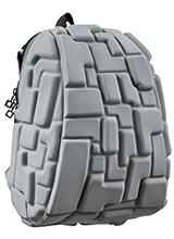 Рюкзак MadPax Blok Half Grey серый KZ24484292