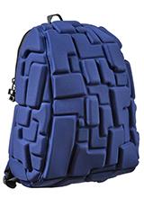 Рюкзак MadPax Blok Half Navy синий KZ24484254