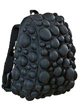 Рюкзак MadPax Bubble Half Black Черный (KZ24483613)