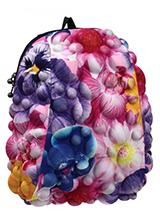 Рюкзак MadPax Bubble Half Flower Цветочный (KAA24484211)