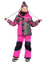 Deux Par Deux G814-687 Pink Yarrow зимний комплект