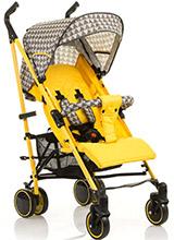 Коляска трость Babyhit Handy yellow-grey
