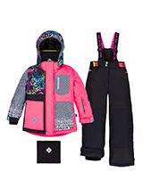 Deux Par Deux J817-710 Diva Pink зимний комплект