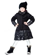 Deux par Deux PW59-999 пальто зимние