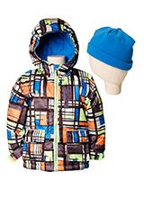 Deux Par Deux PX54S куртка демисезон на утеплителе