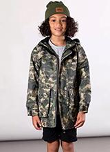 Deux par deux W46-008 SP21 демисезонная куртка