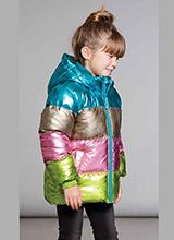 Deux Par Deux W56-001 W20 зимняя куртка