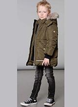 Deux Par Deux W57-259 W20 зимняя куртка