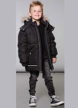 Deux Par Deux W57-999 W20 зимняя куртка