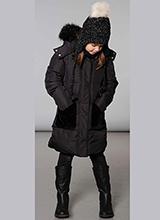 Deux Par Deux W59-999 W20 зимнее пальто