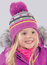 Deux par Deux ZB02-001 W20 зимняя шапка