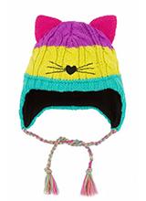 Зимняя шапка Deux par Deux ZD01-18-00 One color