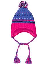 Зимняя шапка Deux par Deux ZD01-577 W19