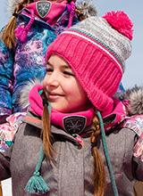 Deux par Deux ZF01-194 W19 зимняя шапка