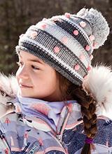 Deux par Deux ZG01-194 W19 зимняя шапка