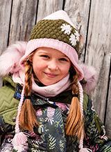Deux par Deux ZJ01-689 W19 зимняя шапка