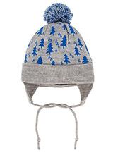 Зимняя шапка Deux par Deux ZL01-17-001
