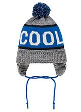 Зимняя шапка Deux par Deux ZQ01-17-001