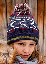 Deux par Deux ZQ02-001 W19 зимняя шапка